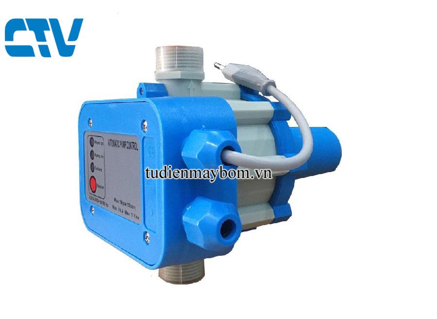 Bộ điều khiển và bảo vệ máy bơm tăng áp bằng mạch điện tử Model DSK01