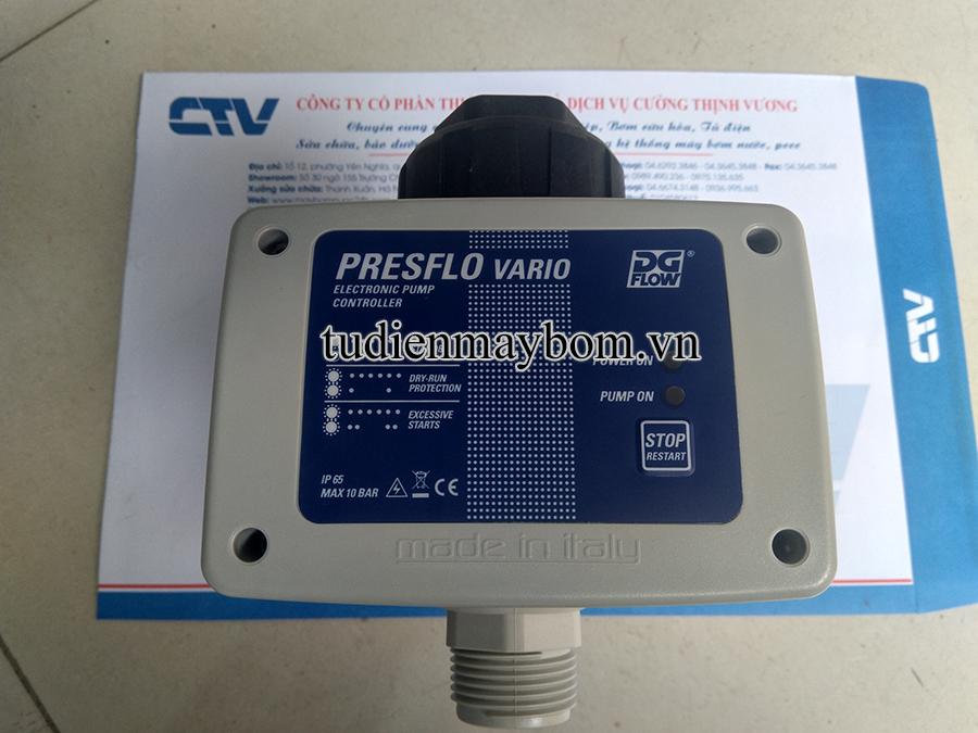 Công tắc áp điện tử dòng Presflo Vario