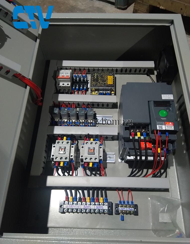 Báo giá tủ điện điều khiển bảo vệ máy bơm